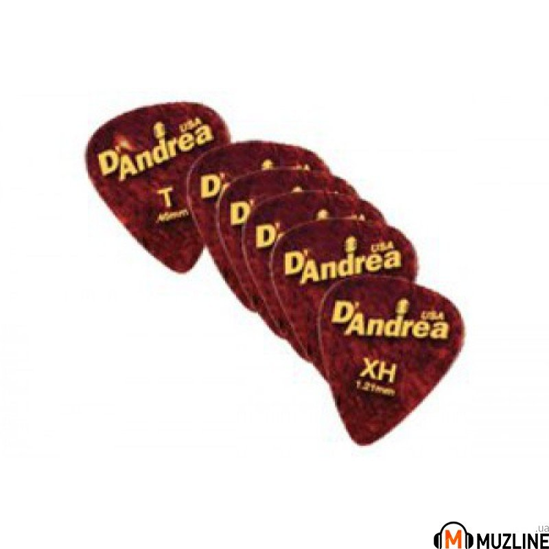 D'Andrea 11-351 Gauged Shell .84 - Medium Heavy