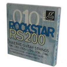 Струны для электрогитары Galli Rock Star RS200 Regular Light