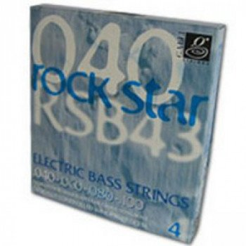 Струны для бас-гитары Galli Rock Star RSB43 Regular