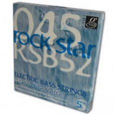 Струны для бас-гитары Galli Rock Star RSB52 Medium