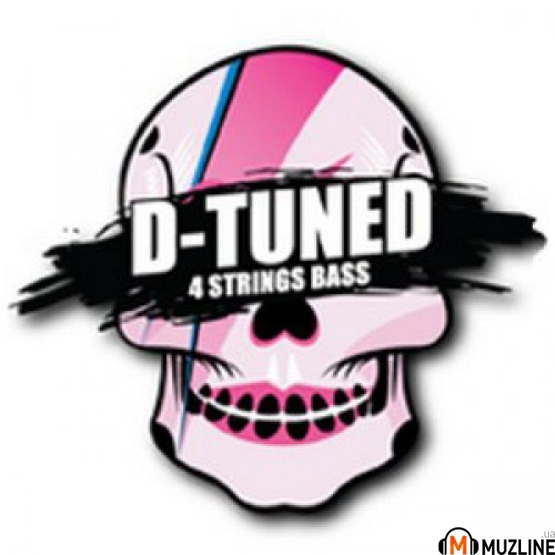 Струны для бас-гитары Galli D-Tuned Drop Bass DB4