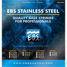 Струны для бас-гитары EBS SS-ML 5-strings (40-125) Stainless Steel