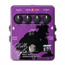 Гитарная педаль EBS Billy Sheehan Signature Drive