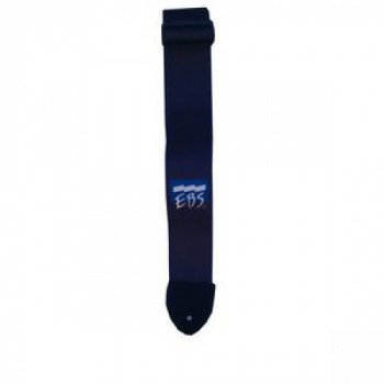 EBS 9160 Strap nylon/lether BLACK