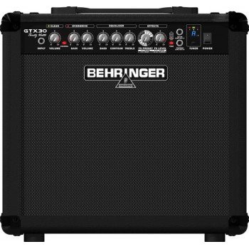 Комбоусилитель для электрогитары Behringer Guitar Amplifier GTX30