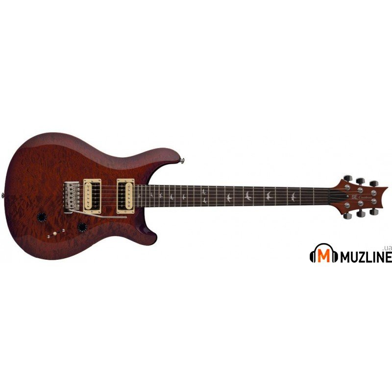 Электрогитара PRS SE 30th Anniversary Custom 24 Chestnut