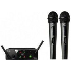 AKG WMS40 Mini 2 Vocal Set