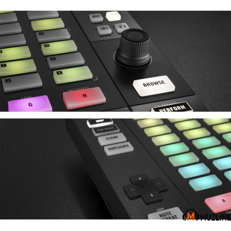 Миди-контроллер Native Instruments Maschine JAM