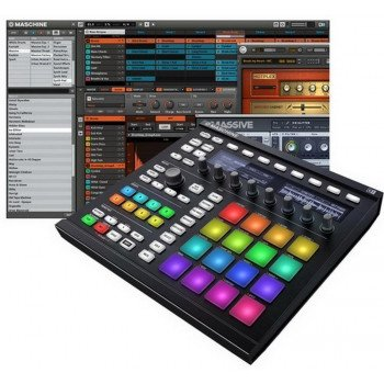 Миди-контроллер Native Instruments Maschine MK2