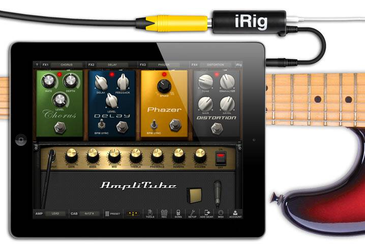 IK Multimedia IRIG Amplitube
