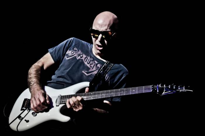 Joe Satriani DiMarzio DP425 SatchTrack Neck купить обзор