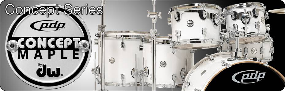 Concept series drums