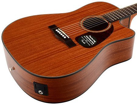 Fender CD-60 Mahogany киев