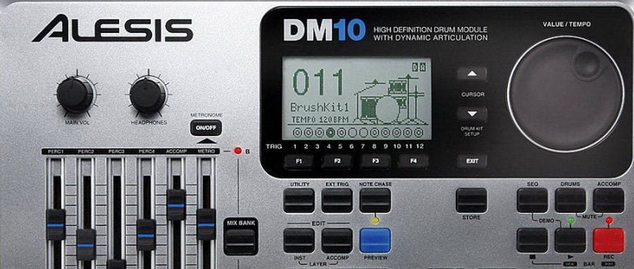 ALESIS_DM10_X_K IT_MESH